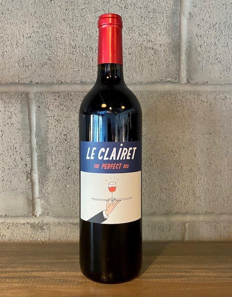 United States Broc Cellars, Le Clairet 'Perfect Red' 2019
