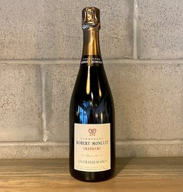France Champagne Robert Moncuit, Grand Cru Blanc de Blanc Brut (NV)