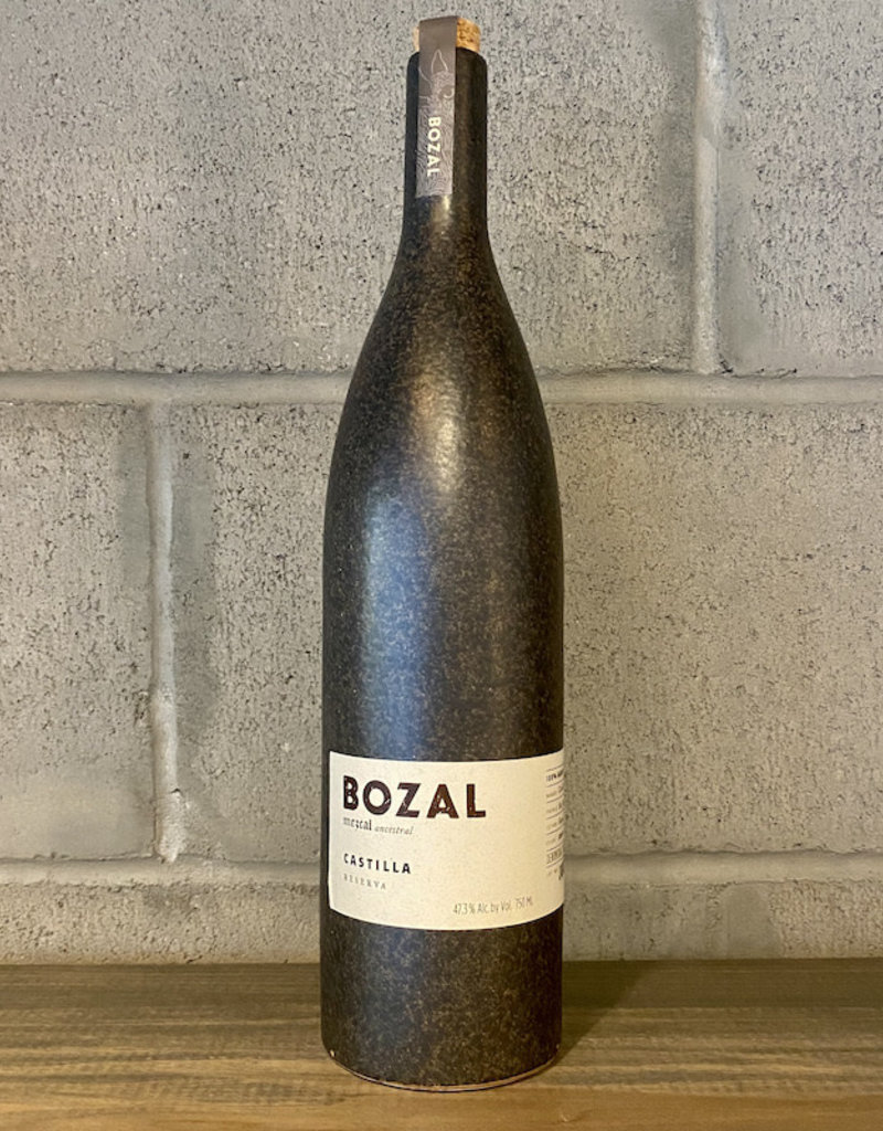 Bozal Mezcal, Castilla Reserva - 750mL