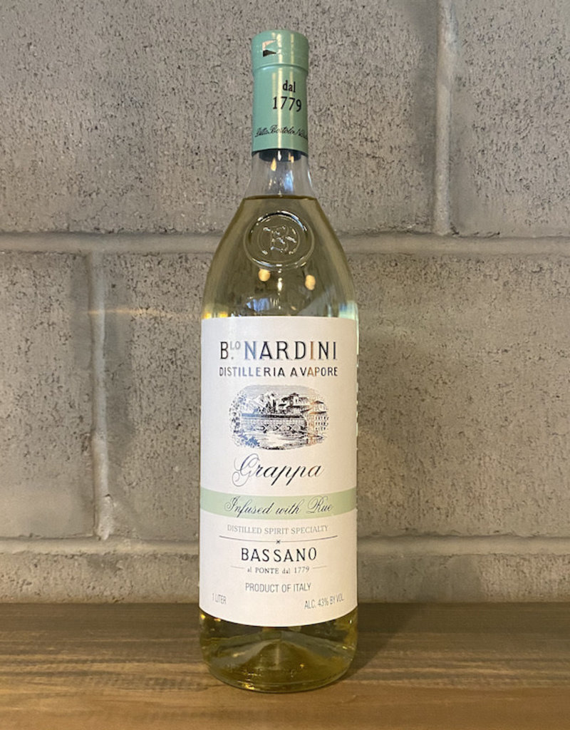 Nardini, Grappa Infused With Rue - 750mL
