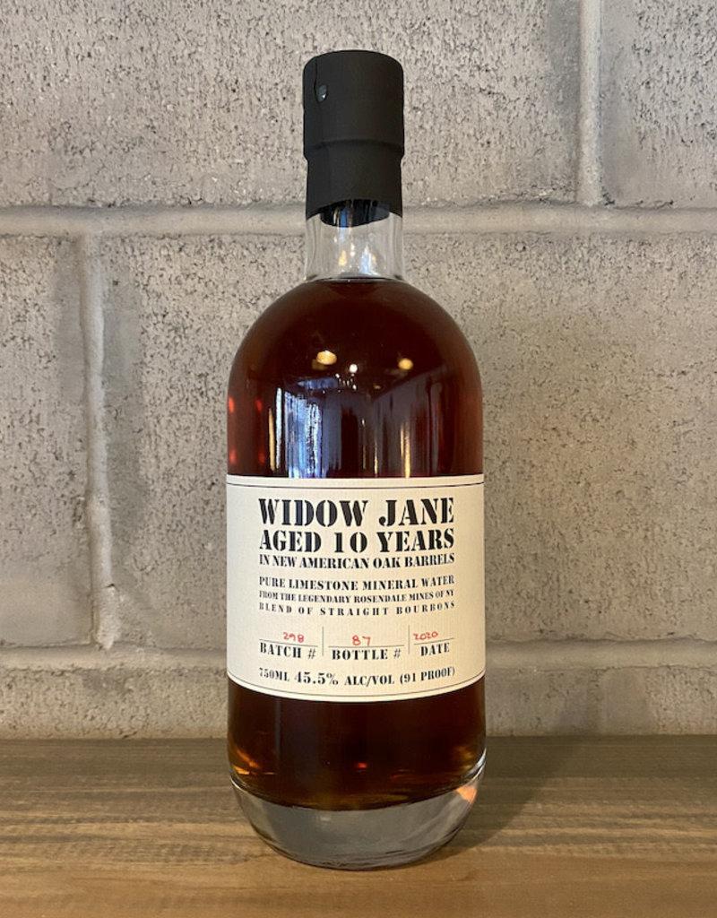 Widow Jane, Bourbon 10YR - 750ml