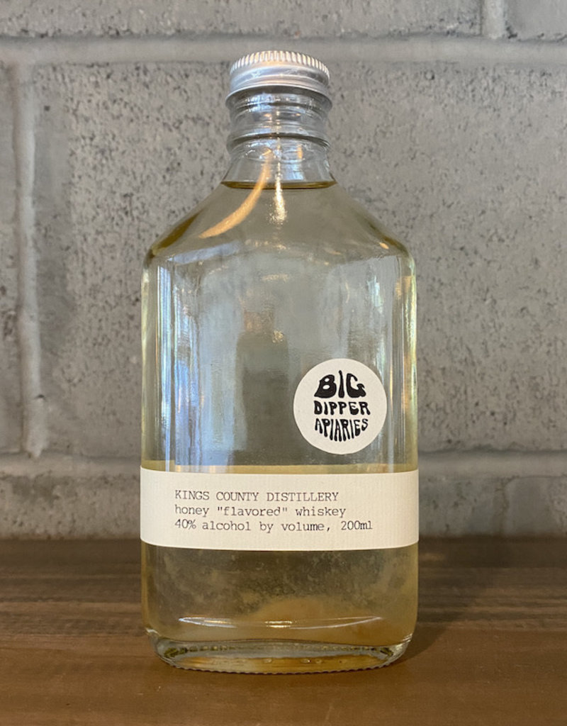 Kings County Distillery, Honey Infused Moonshine - 200ml