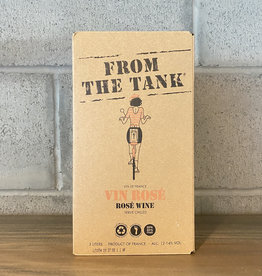France Patience, 'From The Tank' Rosé 2019 - 3L