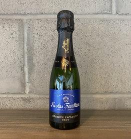 France Nicolas Feuillatte, Champagne Brut Reserve SPLIT - 187mL