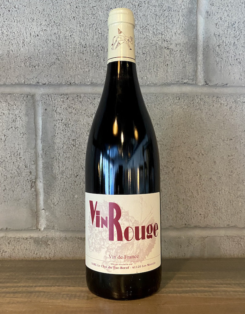 France Tue-Boeuf, 'Vin Rouge' Gamay 2020