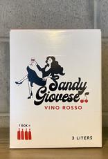 Italy Sandy Giovese, Sangiovese Vino Rosso - 3L Box