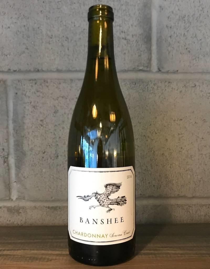 United States Banshee, Sonoma Coast Chardonnay 2017