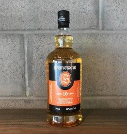 Scotch Springbank, Campbeltown 10 year old Single Malt Scotch