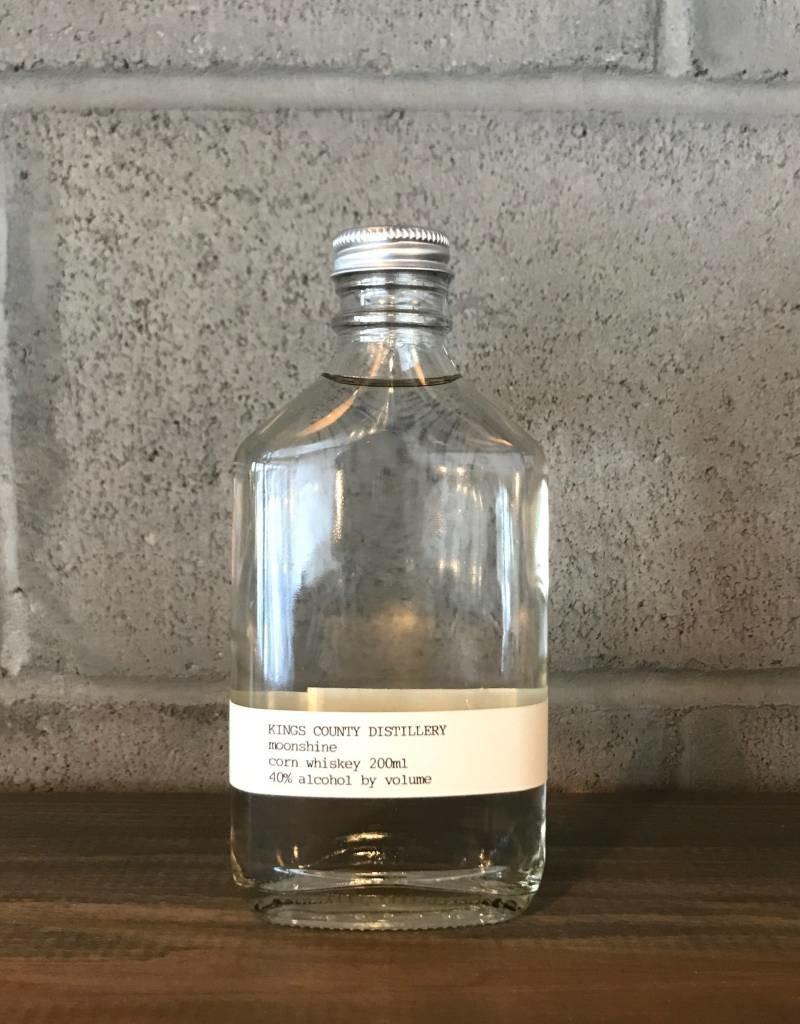 Bourbon Kings County Distillery, Moonshine Corn Whiskey - 200ml