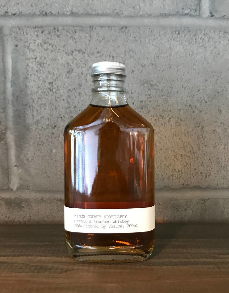 Bourbon Kings County Distillery, Straight Bourbon Whiskey - 200ml