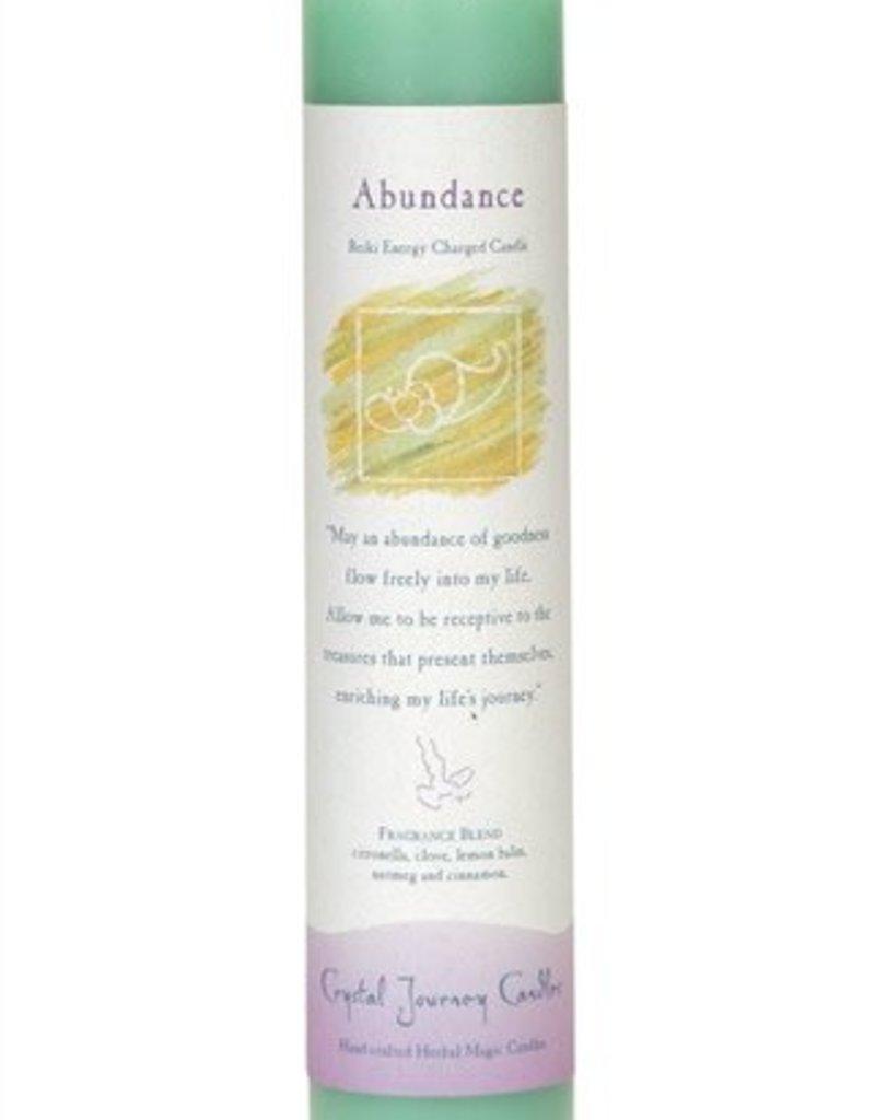 Reiki Herbal Pillar- Abundance