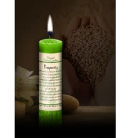 Blessed Herbal Candle - Prosperity