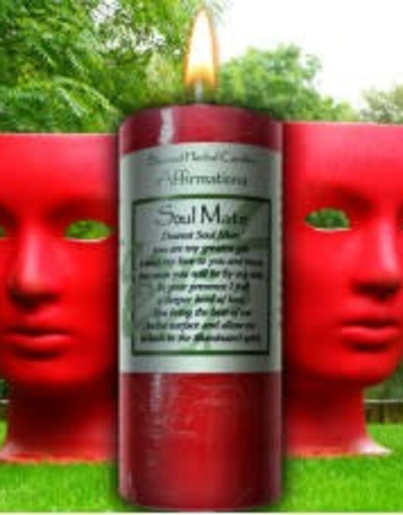 Affirmations Candle- Soul Mate