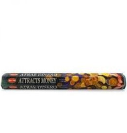 Incense - Hem Attracts Money - 20 gram