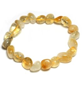 Bracelet - Citrine Tumbled Stone