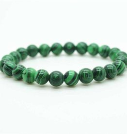 Bracelet - Malachite Recon.