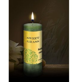 World Candle - Sweetgrass
