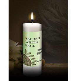Candle - Sacred White Sage