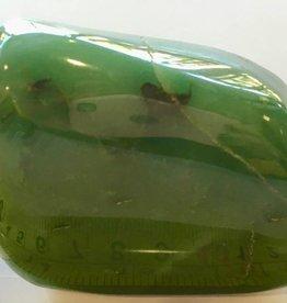Green Aventurine Palm Stone - Jumbo