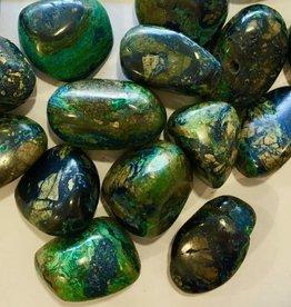 Azurite / Malachite Tumble