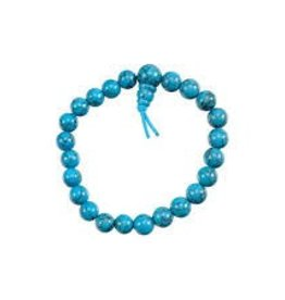Power Bracelet - Turquoise - Recon - 8mm