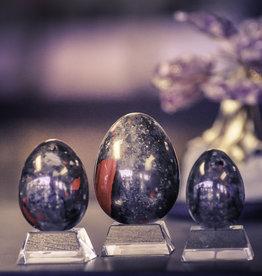 Yoni Egg - Bloodstone