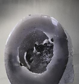 Agate Druzy Geode