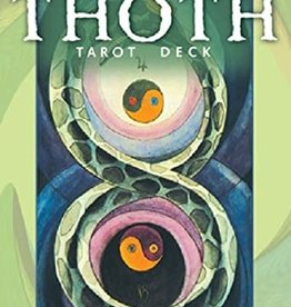 Aleister Crowley Thoth Tarot Deck - Large - AC78