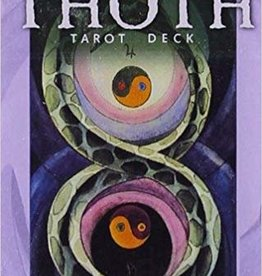 Aleister Crowley Thoth Tarot Deck- Small - CR80