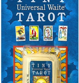 Universal Waite - Tiny Tarot - Keychain - TTK3