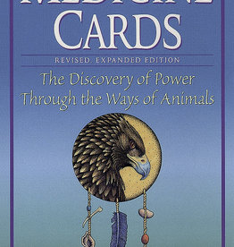 Medicine Cards Deck / Book - The Discovery of Power Through the Ways of Animals - MDC44