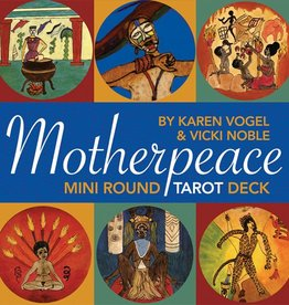 Motherpeace - Mini Round Tarot Deck