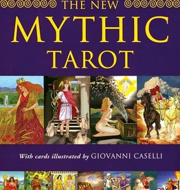 New Mythic Tarot Deck / Book