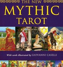 New Mythic Tarot Deck / Book