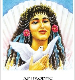 The Goddess Oracle Deck / Book Set