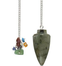 Pendulum - Curved Labradorite