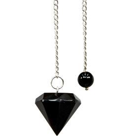 Pendulum - Black Agate