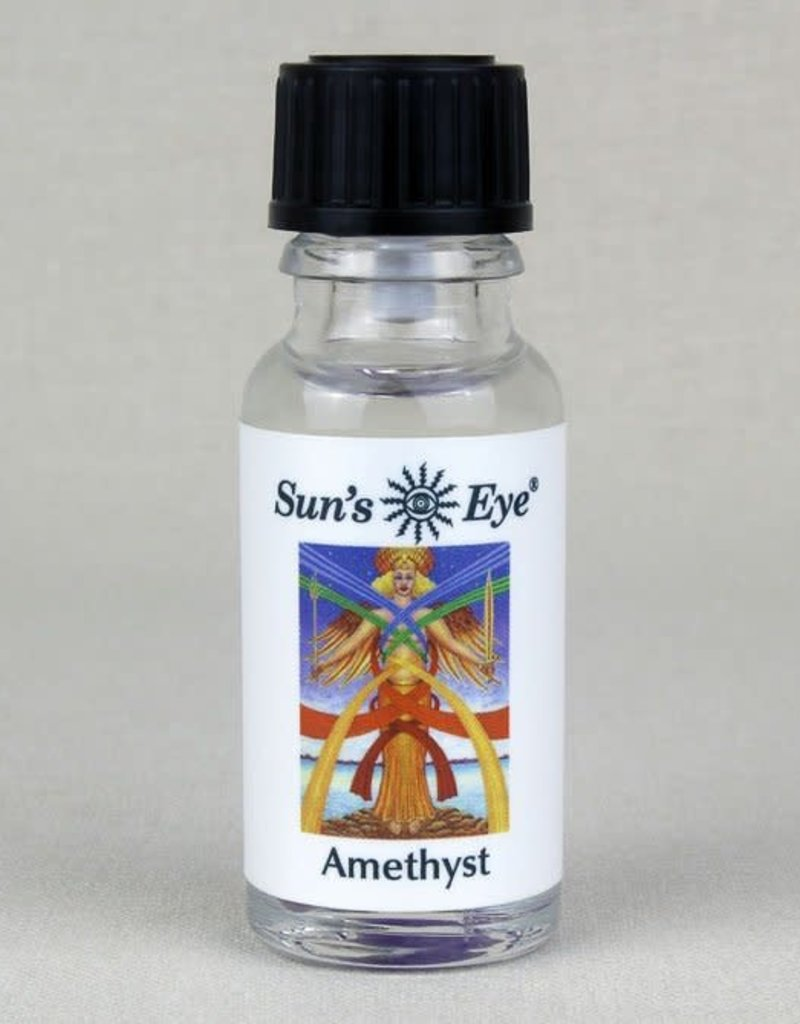 Amethyst Oil