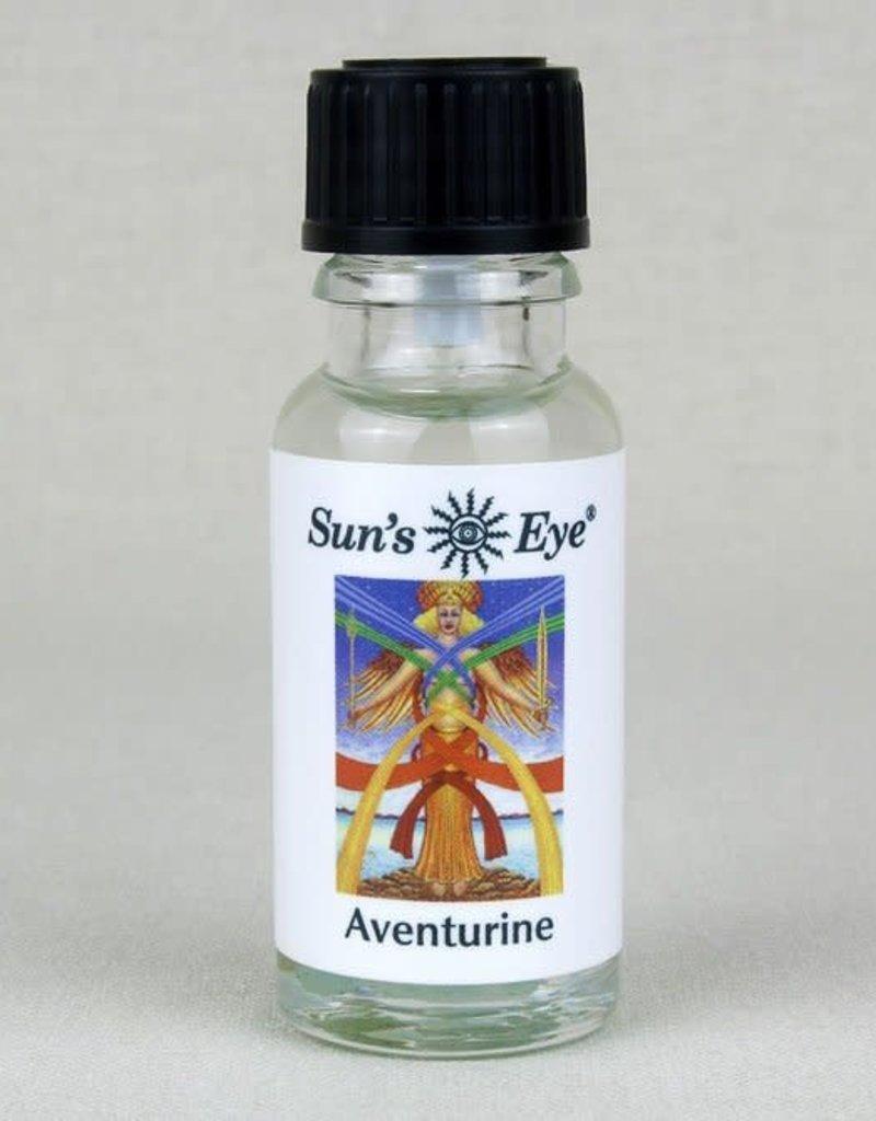 Aventurine Oil