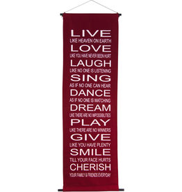 Banner - Live Love Laugh