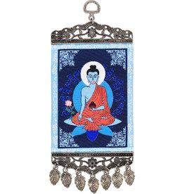 Banner - Medicine Buddha Wall Hanging