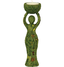 Statue - Nurturing Goddess T-Light Holder