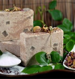 Sea Salt Soap - Sandalwood Rose