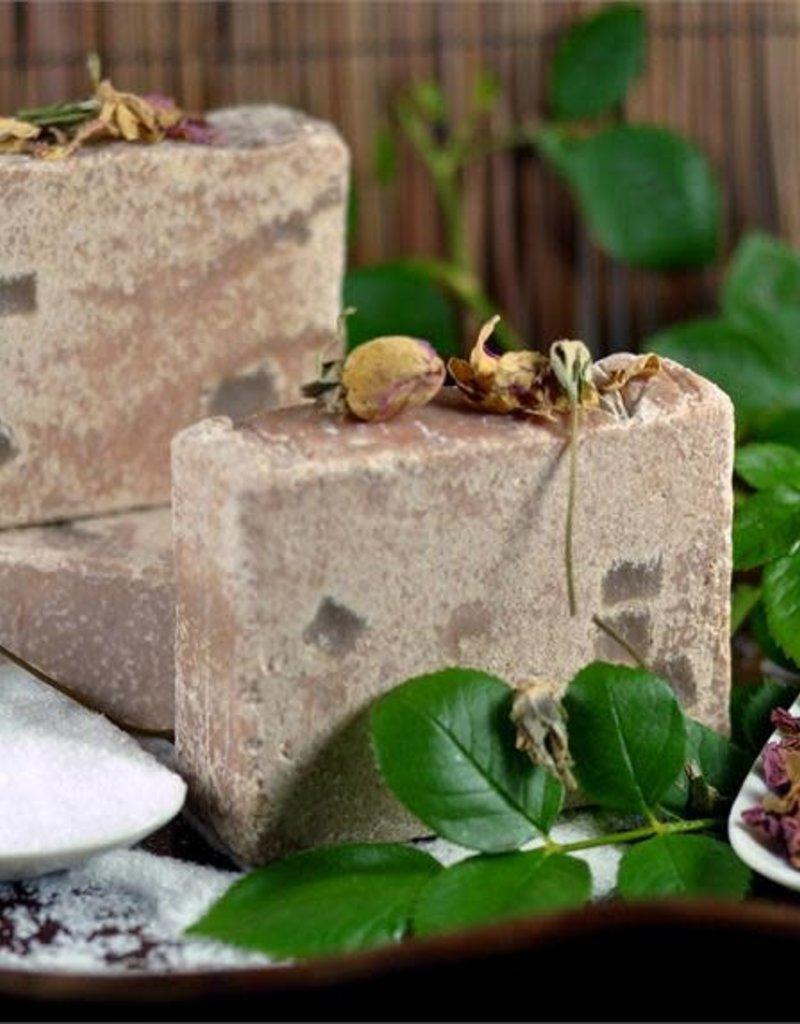 Sea Salt Soap - Sandalwood Rose