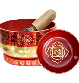 Singing Bowl - Chakra Root