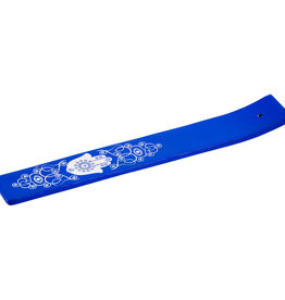 Incense Holder -  Fatima Hand Cobalt
