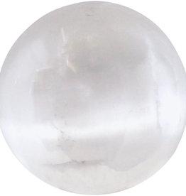 Selenite Sphere - 2.5 inches