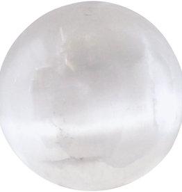 Selenite Sphere - 1-1.5 inches