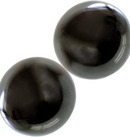 Magnetic Hematite - Zipper Sphere - Medium