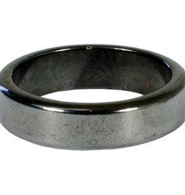 Magnetic Hematite Ring - 95337